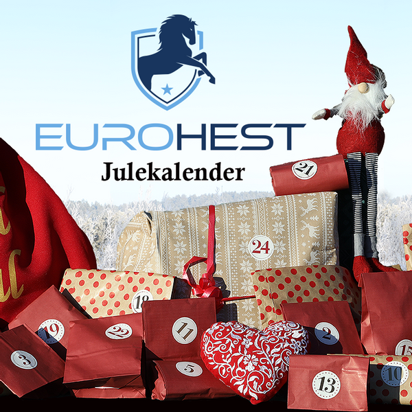 Bilde av Eurohest Julekalender 2021
