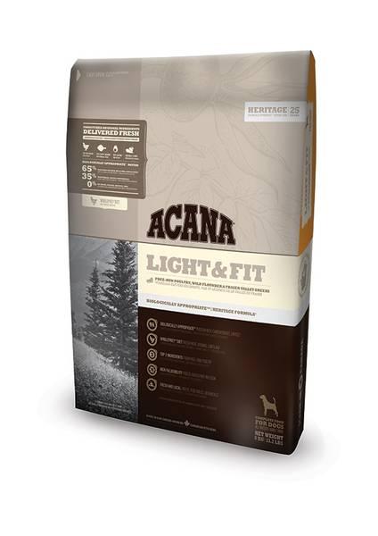Bilde av Acana dog Light&Fit 11,4kg